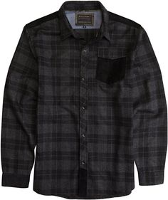 BILLABONG GARAGE COLLECTION: SAVERS FLANNEL > Mens > Clothing > Shirts & Flannels | Swell.com, lg...Ryan