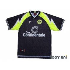 3bebfc744ed 29 best Classic Borussia Dortmund Football Shirts images | Borussia ...