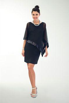 vestidos elegantes y sencillos para fiesta