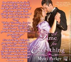A TIME FOR EVERYTHING by Mysti Parker -- Read my #bookreview here: http://frommetoyouvideophoto.blogspot.com/2015/07/made-grade-time-for-everything-by-mysti.html  #teaser #bookteaser #books #historical #romance #historicalromance #AmericanCivilWar #CivilWar #widow #love #romancenovel #MystiParker