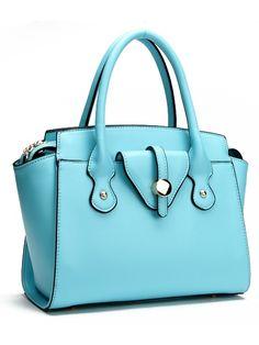 New Arrival Candy Color Woman Handbag