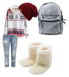"""Christmas"" by lord-of-swagger on Polyvore featuring M&Co"