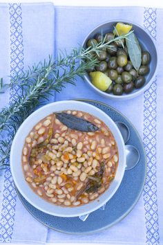 Healthy Bean Soup with HEALTH STAR RATING – Mediterranean dreaming