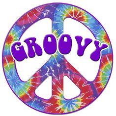 ☯☮ॐ American Hippie Bohemian Psychedelic Art Flower Power Groovy 60's & 70's Peace ~
