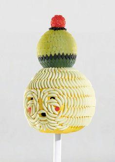 Masks & Sweets, 2011 Courtesy of Damien Poulain