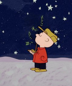 """gameraboy: """" A Charlie Brown Christmas (1965) """""""