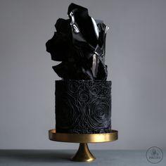 Мраморный торт № 1735 на заказ в Москве