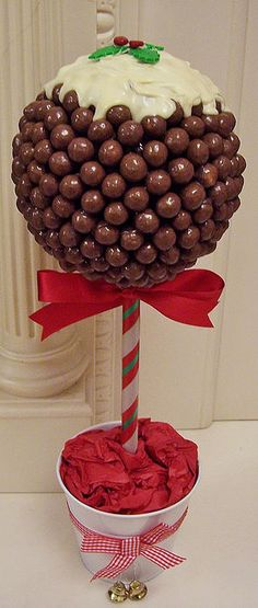 Terry's Chocolate Orange, Chocolate Tree, Chocolate Buttons, Chocolate Bouquet, After Eight Chocolate, Marshmallow Tree, Chocolates, Edible Roses, Candy Trees