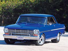 Chevy Ss, Chevy Chevelle, Chevy Nova, Chevrolet Impala, Classic Hot Rod, Classic Cars, Nova Car, Super Chevy Magazine, Crate Motors