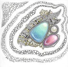 Lilli's zentangle creations