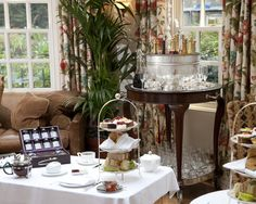 Montague Afternoon Tea