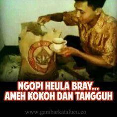 Dp Bbm Ngopi Lucu Bahasa Sunda