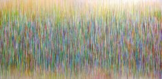 Tina Buchholtz: High Fidelity   100 x 200 cm (39 x 79 in) acrylic & airbrush on canvas