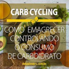 O Carb Cycling utiliza uma estratégia de controle hormonal, através do controle de ingestão de carboidratos, para otimizar a queima de gordura sem perda de massa muscular. Entenda.
