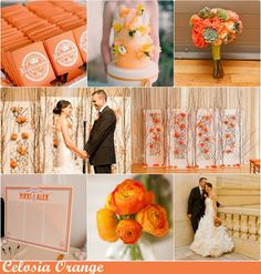 {Wedding Color Trends} Pantone Fashion Colors for Spring Wedding 2014