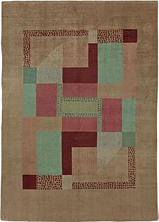 Art Deco Rug BB5413 Vintage Patterns, Vintage Rugs, Vintage Art, Art Deco Rugs, Carpet Sale, Art Deco Furniture, Textile Patterns, Textiles, Art Deco Fashion