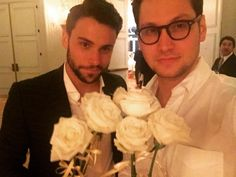 Jack Falahee and Matt McGorry
