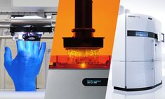 The key differences in FDM, SLA, and SLS printing technologies
