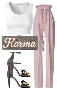 """Untitled #2873"" by stylistbyair ❤ liked on Polyvore"