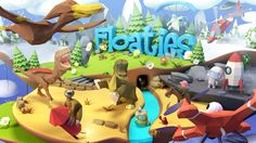 #Floaties - endless floating adventure over eight 3D worlds with 40+ unlockable characters.  Download on #iOS or #GooglePlay