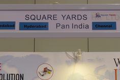 Square Yards show at HongKong 2014...