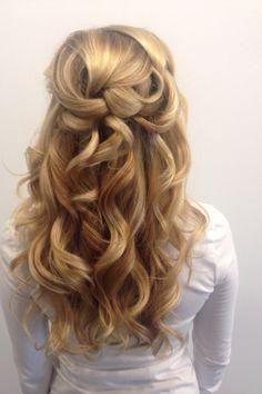 Bridal hair Jaimie Juettner @ TC2 Salon