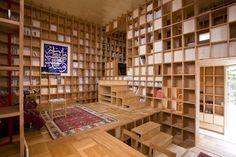 Shelf-pod by Kazuya Morita Architecture Studio(森田一弥建築設計事務所)