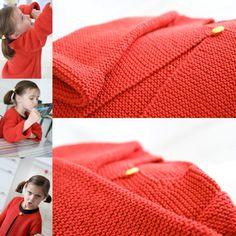 les tricots de Granny. Simples et parfaits.