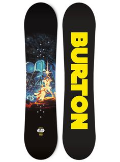 Limited Edition Burton Star Wars Snowboard