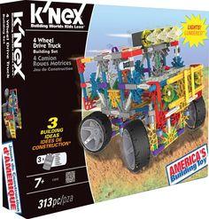 K  'NEX Classics 4 Wheel Drive Camión Sólo $ 10.41! (Reg. $ 24.99)
