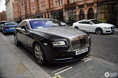 Rolls-Royce Wraith 1