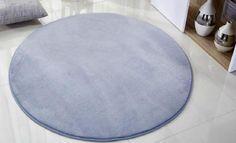 Foster - Modern Round Area Rug Dark Carpet, Beige Carpet, Modern Carpet, Round Area Rugs, Large Area Rugs, Plush Area Rugs, Carpet Trends, Carpet Ideas, Fluffy Rug