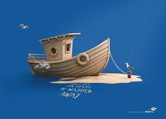 Бразильская социальная реклама Ecovia