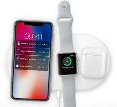 20170912 iPhone X wireless charging airpower full hardware