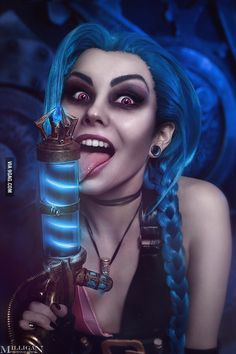Best jinx cosplay I've seen so far
