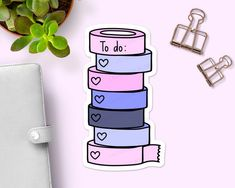 Buy Stickers, Kawaii Stickers, Printable Stickers, Journal Labels, Journal Stickers, Planner Stickers, Bullet Journal Graphics, Doodle Girl, Art Drawings For Kids