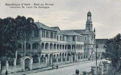Institution St Louis de Gonzague à Port-au-Prince