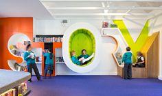 Преобразени училищни библиотеки