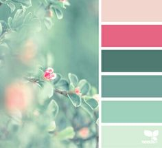 Cores suaves para websites.
