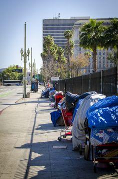 Homeless in Los Angeles - HomeLess, HomeLessNess, Sans Abris, Obdachlos, Senza Dimora, Senza Tetto, Poverty, Pobreza, Pauvreté, Povertà, Hopeless, JobLess, бідність, Social Issues, Awareness