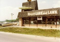Throwback to an old store and an older time! Have a great Labor Day weekend!