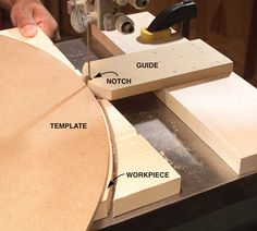 Template Routing Tips - Woodworking Shop - American Woodworker