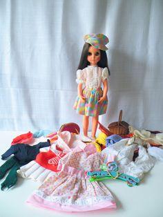 Furga Alta Moda Susanna vintage fashion doll, met extra kleding, 42 cm