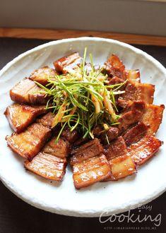 Asian Seafood Recipe, Seafood Recipes, Asian Recipes, Food Menu Design, K Food, Home Food, Food Diary, Food Plating, Food Photo