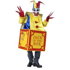 Adult rated jack in the box