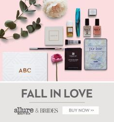 Bridal Beauty Box, from Allure + BRIDES Aerin Kaplan Md