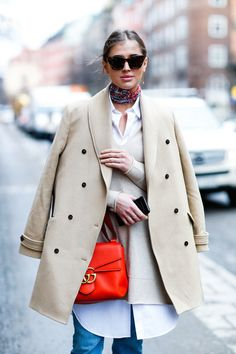 Street Style: the Fashion Overdose on the Streets. Darja Barannik - Stockholm Fashion Week FW16-17 (15)