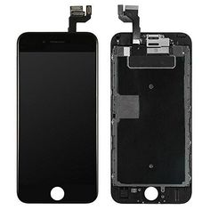 Screen is only work with iPhone 6S, size 4.7 inch. (not for iPhone 6S Plus 5.5) * Front camera, ear speaker, approximity sensor, 3D Touch Panel are pre-installed as picture, makes it relatively easier for replace old screen. Professional installation strongly suggested! * Spare home button at the back of sponge mat, pleae do remember to take it out. * (Placed within the Amazon Associates program) * 22:18 Mar 1 2017
