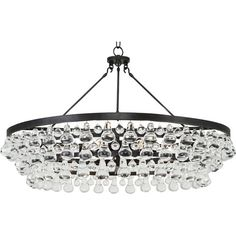 Found it at Wayfair.ca - Bling 6-Light Crystal Chandelier