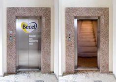 20 publicités étonnantes sur des ascenseurs